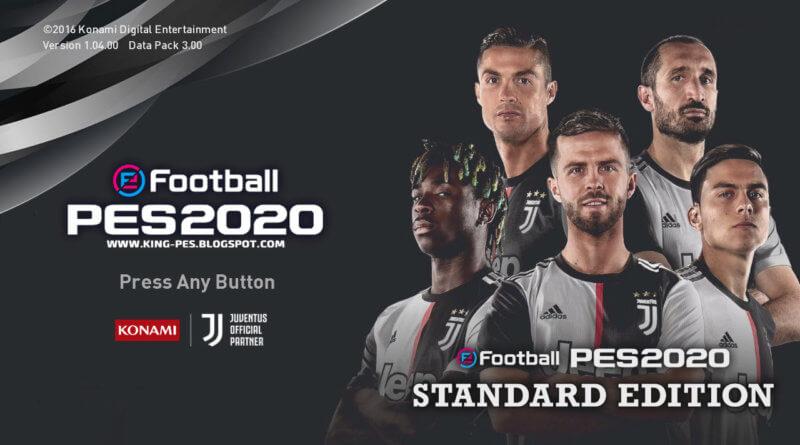 Pes 2017 Juventus Pes 2020 Graphic Menu Gaming With Tr