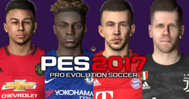 PES 2017 | FACEPACK V28 AIO BY TR