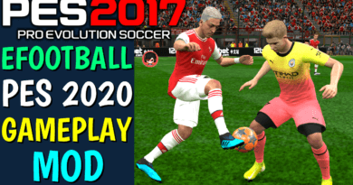 PES 2017 | EFOOTBALL PES 2020 GAMEPLAY | PREVIEW BY TR