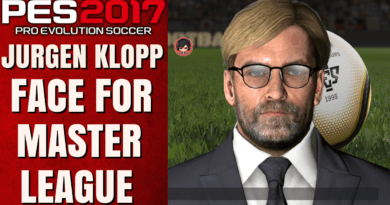 PES 2017 | JURGEN KLOPP FACE FOR MASTER LEAGUE
