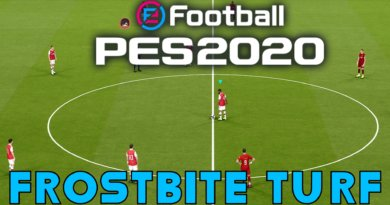 PES 2020 | FROSTBITE TURF