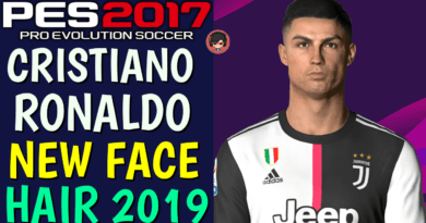 PES 2017 | CRISTIANO RONALDO | NEW FACE & HAIR 2019