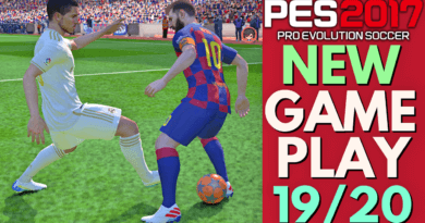 PES 2017 | NEW GAMEPLAY 2019/2020