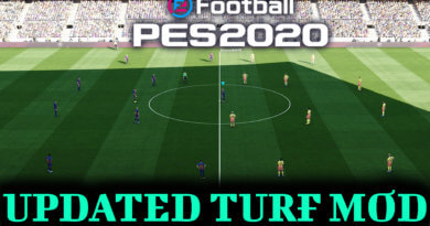 PES 2020 | UPDATED TURF MOD