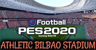 PES 2020   SAN MAMES   ATHLETIC BILBAO STADIUM   PREVIEW & INSTALLATION