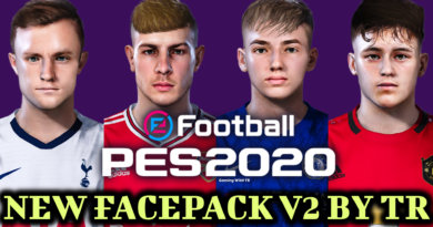 PES 2020   NEW FACEPACK V2 BY TR