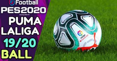PES 2020 | PUMA LALIGA 2019/2020 BALL