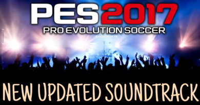 PES 2017   NEW UPDATED SOUNDTRACK