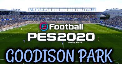 PES 2020 | GOODISON PARK
