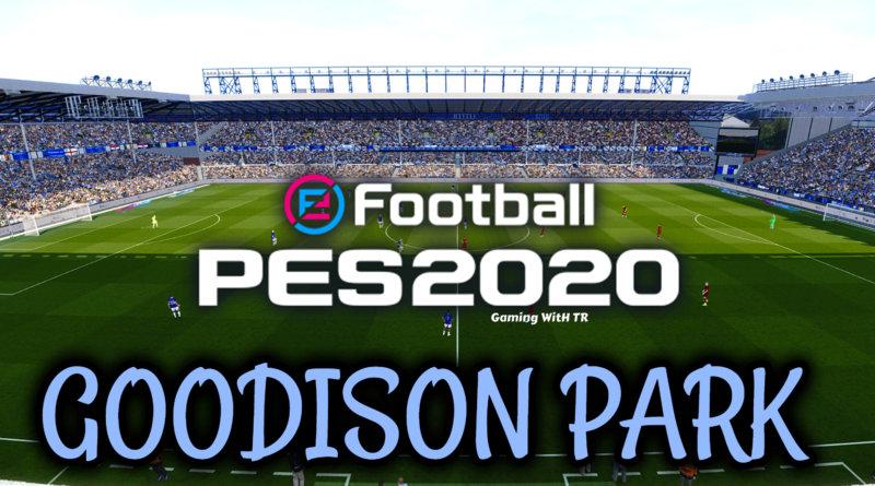 PES 2020   GOODISON PARK