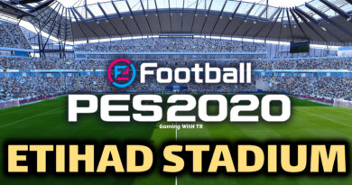 PES 2020   MANCHESTER CITY STADIUM   ETIHAD   PREVIEW & INSTALLATION
