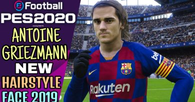 PES 2020 | ANTOINE GRIEZMANN | NEW HAIRSTYLE & NEW FACE 2019