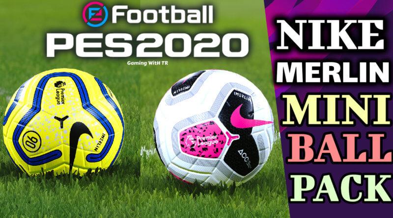 PES 2020 | NIKE MERLIN | MINI BALLPACK