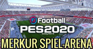 PES 2020   MERKUR SPIEL-ARENA   FORTUNA STADIUM