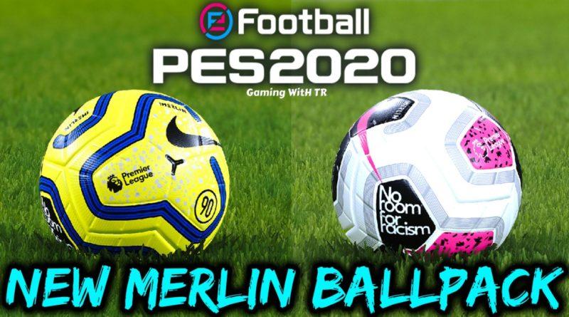 PES 2020 | NEW MERLIN BALLPACK
