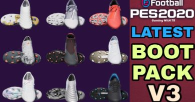 PES 2020 | LATEST BOOTPACK V3 | ALL IN ONE