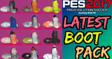 PES 2017 | LATEST BOOTPACK