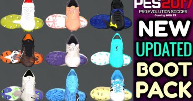 PES 2017   NEW UPDATED BOOTPACK   ALL IN ONE