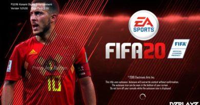 PES 2017 | FULL NEW FIFA 20 MOD