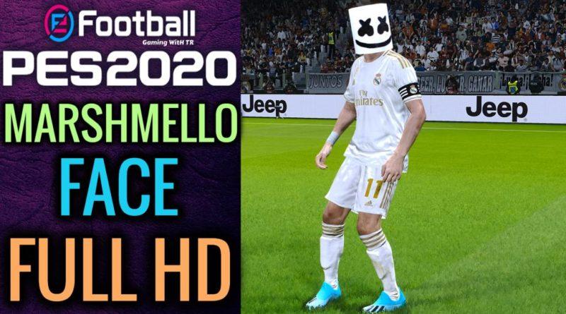 PES 2020 | MARSHMELLO FACE | FULL HD