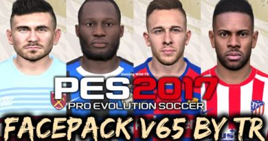 PES 2017 | FACEPACK V65 BY TR