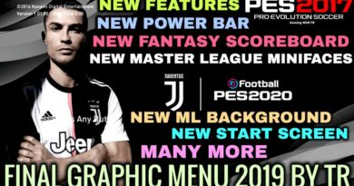 PES 2017   FINAL GRAPHIC MENU PACK 2019 BY TR   ALL IN ONE