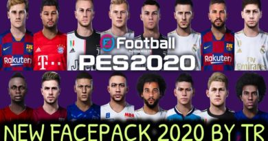 PES 2020 | NEW FACEPACK 2020 BY TR