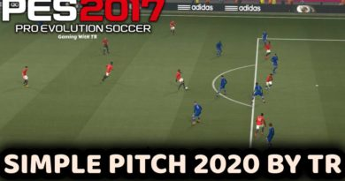 PES 2017 | SIMPLE PITCH 2020 BY TR