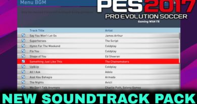 PES 2017   NEW SOUNDTRACK PACK   DOWNLOAD & INSTALL