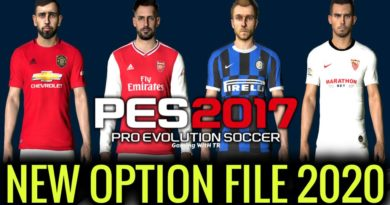 PES 2017   NEW OPTION FILE 2020   PES PROFESSIONAL PATCH   DOWNLOAD & INSTALL