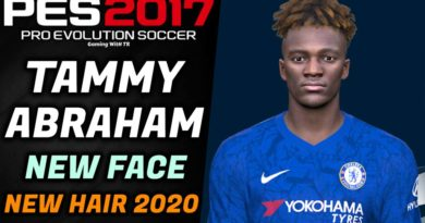 PES 2017 | TAMMY ABRAHAM | NEW FACE & NEW HAIR 2020