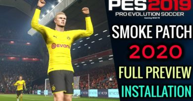 PES 2019 | NEW SMOKE PATCH 2020 | NEW SEASON 2020 | DOWNLOAD & INSTALL