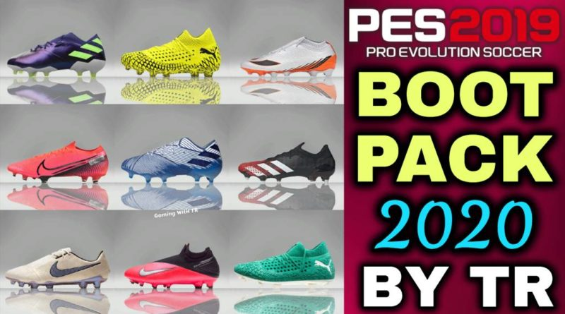 PES 2019 | NEW BOOTPACK 2020 BY TR | ALL IN ONE | DOWNLOAD & INSTALL