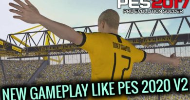 PES 2017   NEW GAMEPLAY LIKE PES 2020 V2   DOWNLOAD & INSTALL