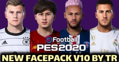 PES 2020 | NEW FACEPACK V10 BY TR | DOWNLOAD & INSTALL