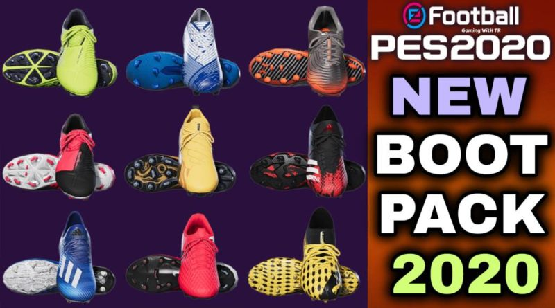 PES 2020 | NEW BOOTPACK 2020 | ALL IN ONE | DOWNLOAD & INSTALL