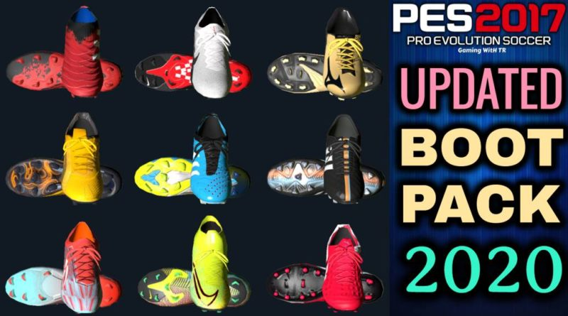PES 2017 | NEW UPDATED BOOTPACK 2020 | DOWNLOAD & INSTALL