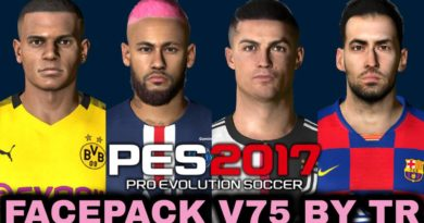 PES 2017 | FACEPACK V75 BY TR | DOWNLOAD & INSTALL