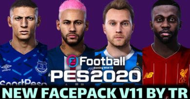 PES 2020   NEW FACEPACK V11 BY TR   DOWNLOAD & INSTALL