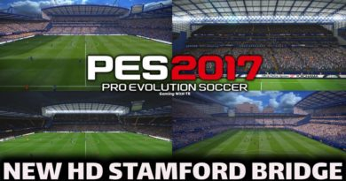 PES 2017 | NEW HD STAMFORD BRIDGE | CHELSEA HOME GROUND | DOWNLOAD & INSTALL