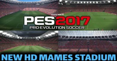PES 2017   NEW HD MAMES STADIUM   ATHLETIC BILBAO HOME GROUND