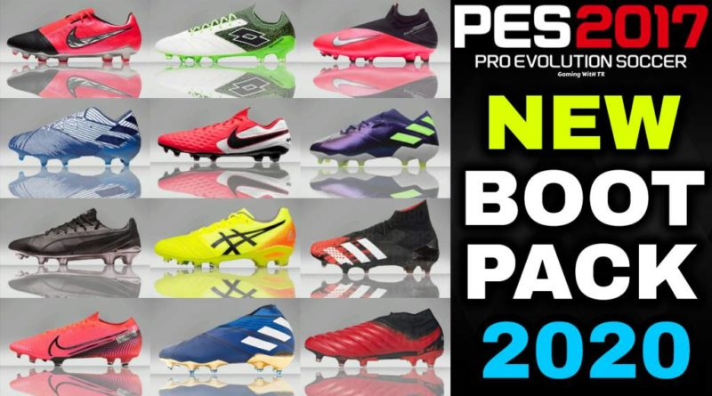 PES 2017 | NEW BOOTPACK 2020 BY TR | DOWNLOAD & INSTALL