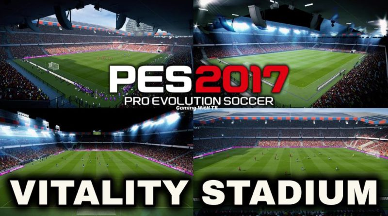 PES 2017 | VITALITY STADIUM | AFC BOURNEMOUTH HOME GROUND | DOWNLOAD & INSTALL