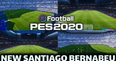 PES 2020 | NEW SANTIAGO BERNABEU STADIUM | DOWNLOAD & INSTALL