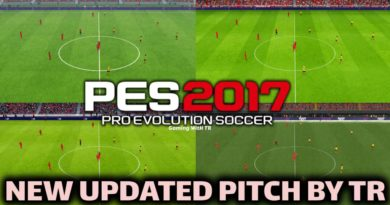 PES 2017 | NEW UPDATED PITCH BY TR | DOWNLOAD & INSTALL