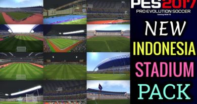 PES 2017 | NEW INDONESIA STADIUM PACK | ALL IN ONE CPK | DOWNLOAD & INSTALL