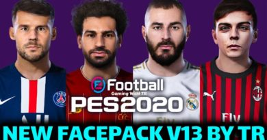 PES 2020 | NEW FACEPACK V13 BY TR | DOWNLOAD & INSTALL