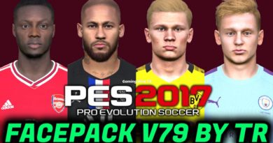 PES 2017 | FACEPACK V79 BY TR | DOWNLOAD & INSTALL
