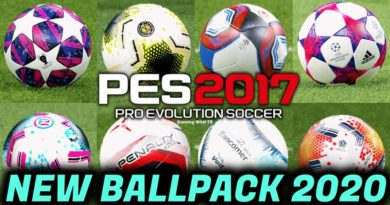 PES 2017 | NEW BALLPACK 2020 | ALL IN ONE | DOWNLOAD & INSTALL