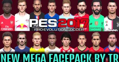 PES 2017 | NEW MEGA FACEPACK BY TR | 750+ FACES | ALL IN ONE | DOWNLOAD & INSTALL